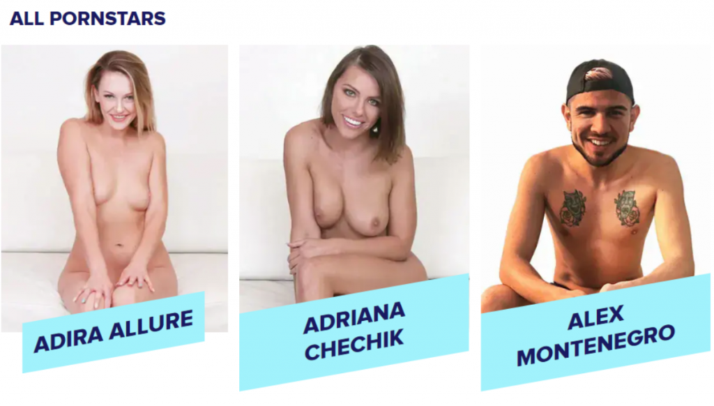 Best Pornstars